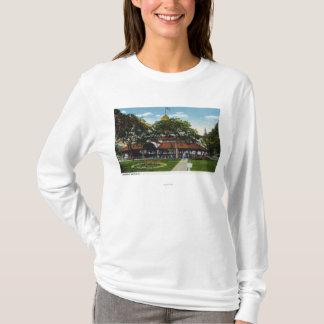 Martha's Vineyard, vista de metodista Camiseta