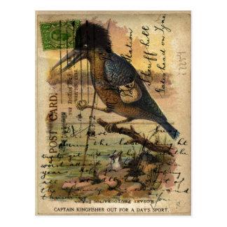Martinho pescatore do cartão