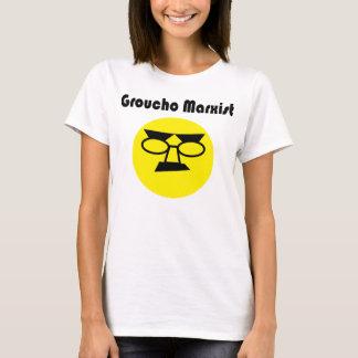 Marxista de Groucho (a camisa das mulheres)