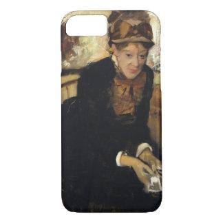 Mary Cassatt por Edgar Degas Capa iPhone 7