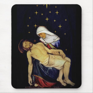Mary que guardara Jesus Mousepad