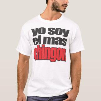 Mas Chingon do EL da soja de Yo Camiseta