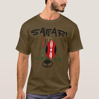 Masai Mara de Hakuna Matata da excursão do feriado Camiseta