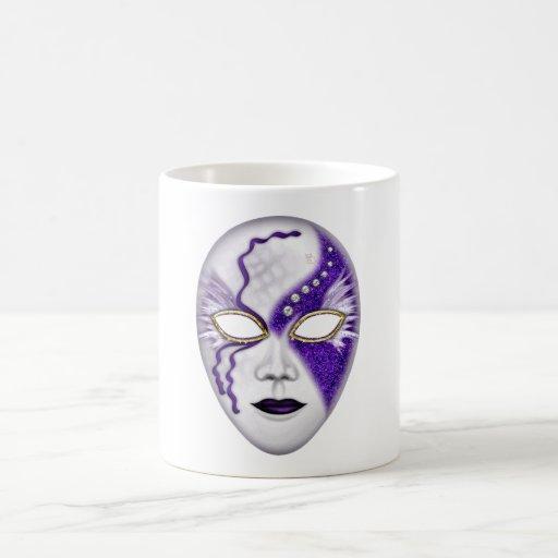 Máscara Caneca