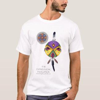 Máscara da evolução de Entheogenic Camiseta