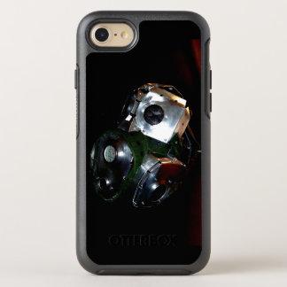 máscara de gás capa para iPhone 8/7 OtterBox symmetry