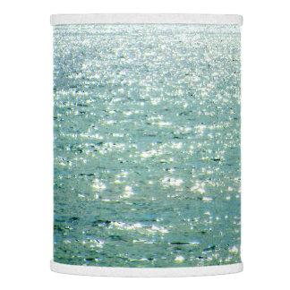 Máscara de lâmpada da água do oceano