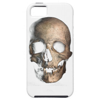 Máscara humana do rastejamento da cara da cabeça capas para iPhone 5