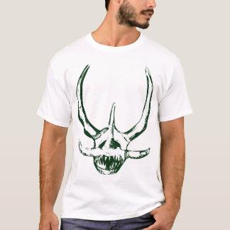 Máscara Verde Oscuro de Vejigante de Ponce, Camiseta