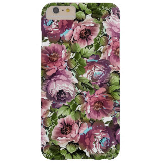 Máscaras da capa de telefone floral roxa