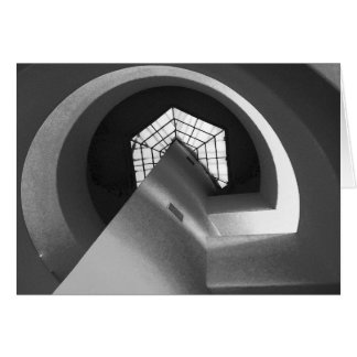 Máscaras da New York Guggenheim, cartão