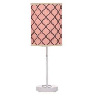Máscaras de lâmpada decorativas cor-de-rosa
