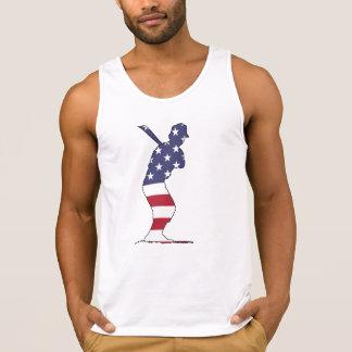 Massa - bandeira americana
