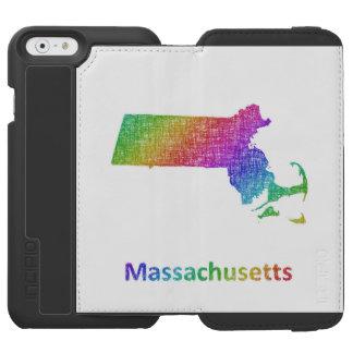 Massachusetts Capa Carteira Incipio Watson™ Para iPhone 6