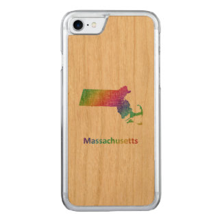 Massachusetts Capa iPhone 7 Carved