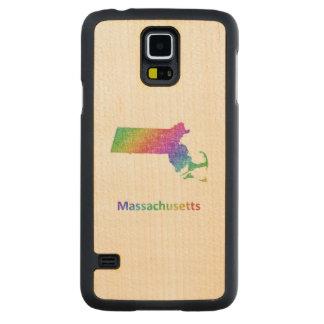 Massachusetts Case De Bordo Para Galaxy S5
