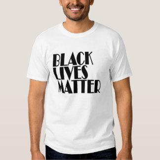 Matéria preta '' .png das vidas tshirts