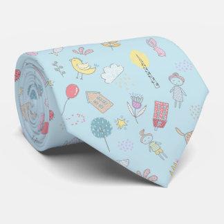 Material bonito tirado mão ID360 Gravata