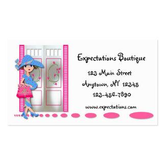 Maternidade Cartão De Visita