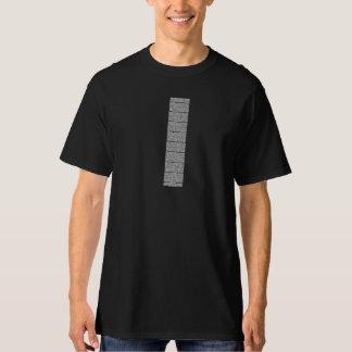 Matriz da grade do π do Pi Camiseta