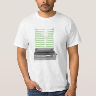 Matriz de ponto camiseta