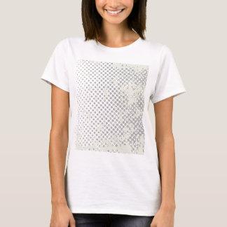 Matriz de ponto de intervalo mínimo do estilo do camiseta