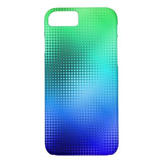 Matriz de ponto legal das cores capa iPhone 7