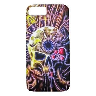 Matriz do crânio de Skully Capa iPhone 7