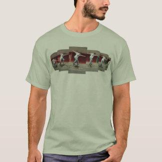 Matriz do skate camiseta