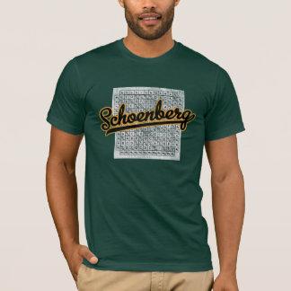 Matriz do tom de Schoenberg 12 Camiseta