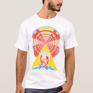 Matriz portal do Vortex de Solaris do russo Camiseta