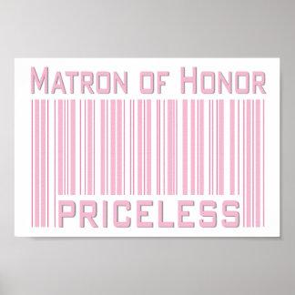 Matrona da honra impagável posters