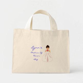 Matrona do saco da honra mim bolsas de lona
