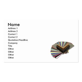 MatsFrames050809shadows, nome, endereço 1, Addre… Cartão De Visita