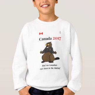 Mau de Canadá 150 em 2017 Agasalho