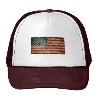 mau do design do chapéu da nos-bandeira dos badass boné