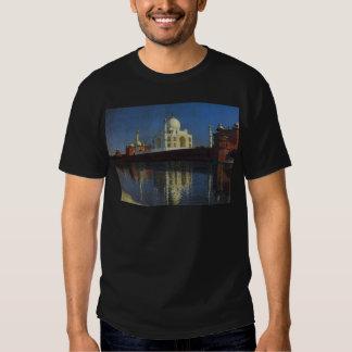Mausoléu de Taj Mahal por Vasily Vereshchagin Tshirts