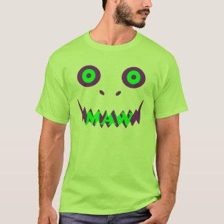 Maw do verde do n de Purp Camiseta