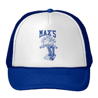 Máximo oficial todo o chapéu do camionista das est boné