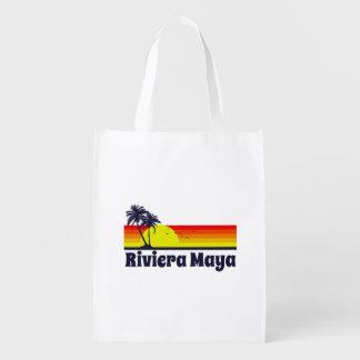 Maya de Riviera Sacolas Ecológicas