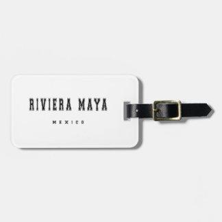 Maya México de Riviera Tags De Mala