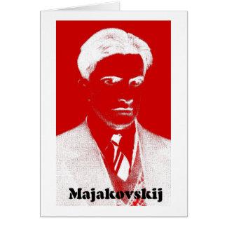 Mayakovsky Cartoes