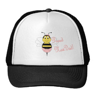 MayBee Bumble o chapéu da abelha Boné