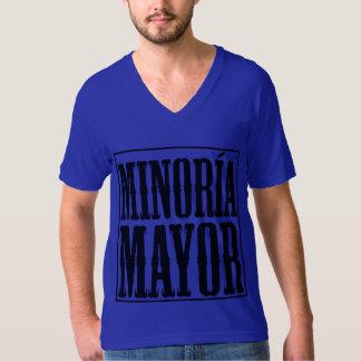 Mayor de Minoría Camiseta