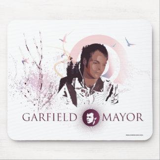 Mayor Viagem Rato Esteira Azul de Garfield Mouse Pad