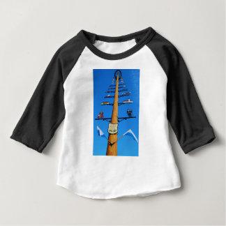 Maypole Camiseta Para Bebê