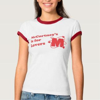 McCortney é para amantes! Camisetas