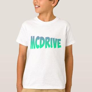 MCDrive caçoa o t-shirt