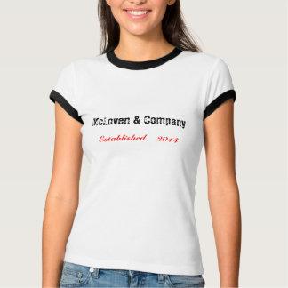 McLoven e Tshirt de Empresa