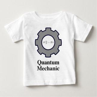 mecânico de quantum, equação de Schrodinger Camiseta Para Bebê